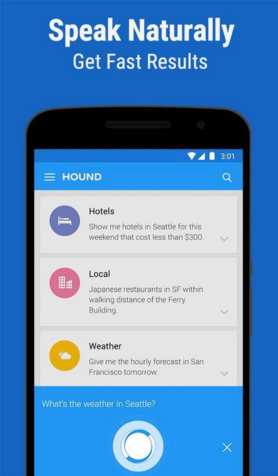 Hound app
