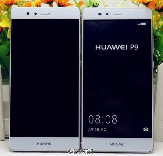 Huawei P9 images leaked