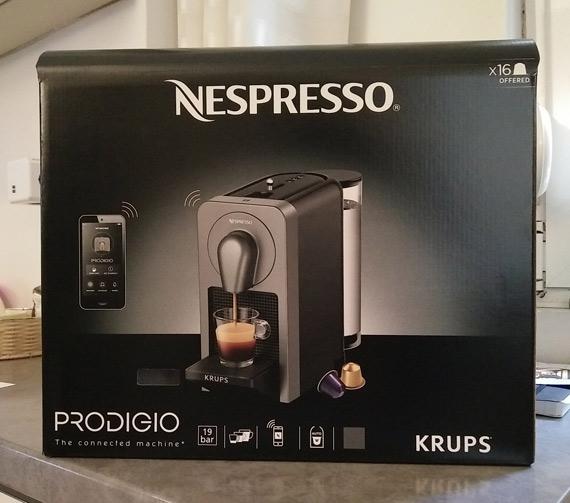 Nespresso Prodigio
