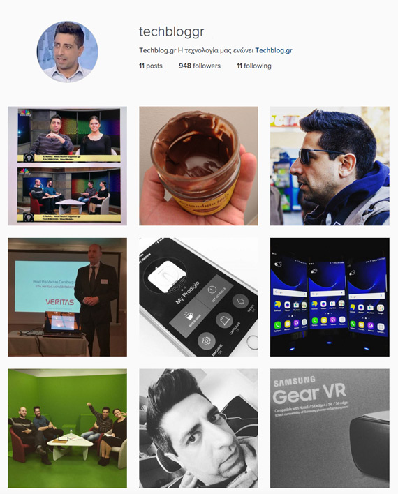 Techblog Instagram