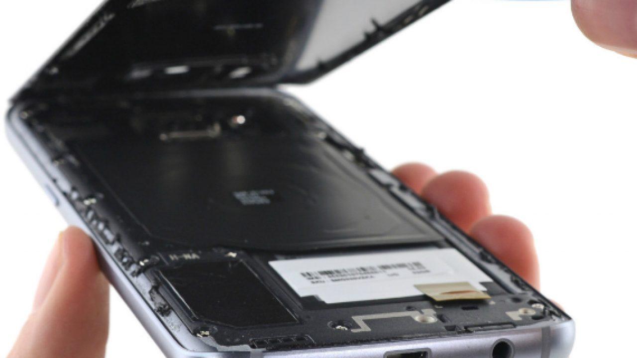 9035e7242e9 Samsung Galaxy S7: Το πιο δύσκολο Galaxy στην επισκευή [iFixit] |  Techblog.gr