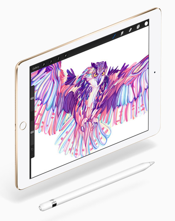 iPad Pro 9.7 revealed