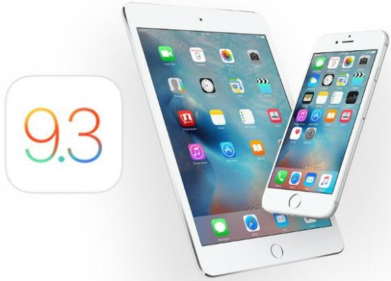 iOS 9.3: Προβλήματα σε iPhone 6s και παλαιότερες συσκευές