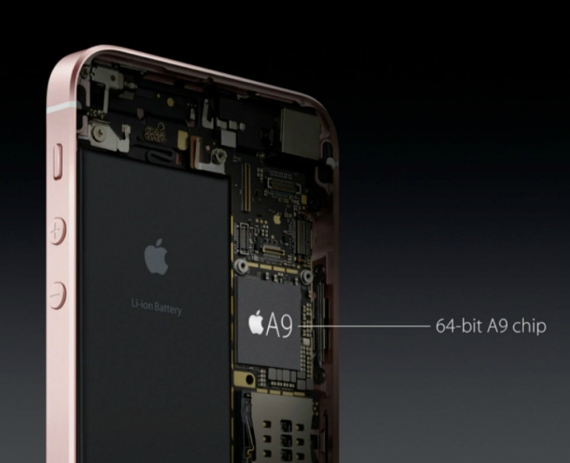 iiPhone SE revealed