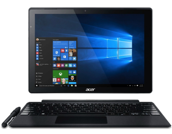 Acer Switch Alpha 12: Επίσημα η Surface-style συσκευή