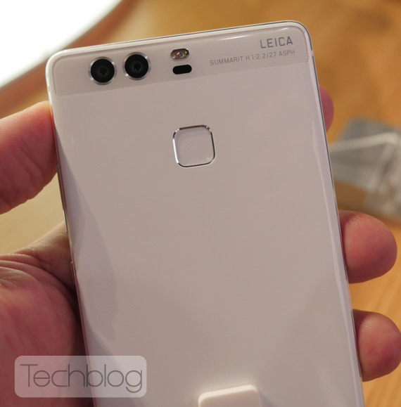 Huawei P9 hands-on TechblogTV