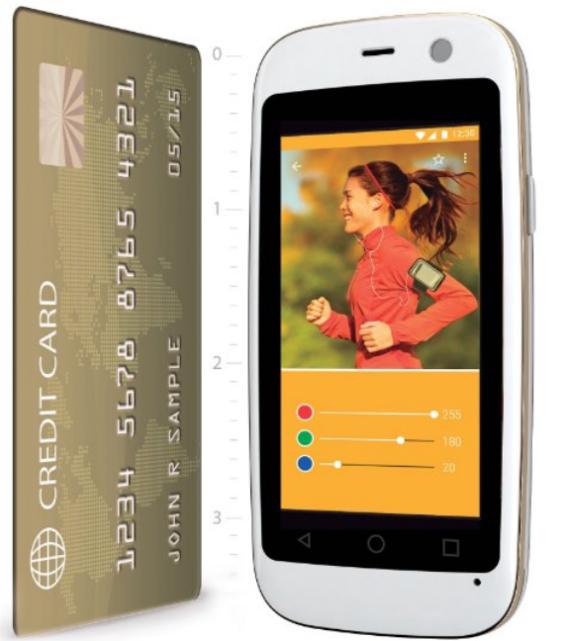 Posh Mobile Micro X S240: Το μικρότερο smartphone με οθόνη 2.4″