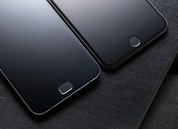 Umi Touch vs iPhone 6s Plus