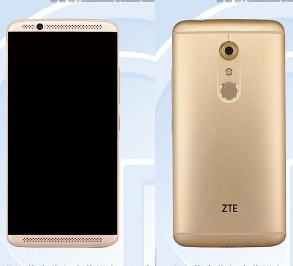 ZTE Axon 2: Με Snapdragon 820 και οθόνη 5.5 OLED;