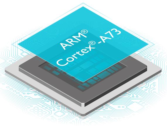 ARM Cortex A 73