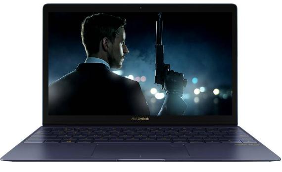 ASUS ZenBook 3: Ανακοινώθηκε με πάχος μόλις  11.9 χιλιοστά
