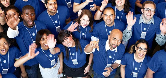 Apple Employees 570