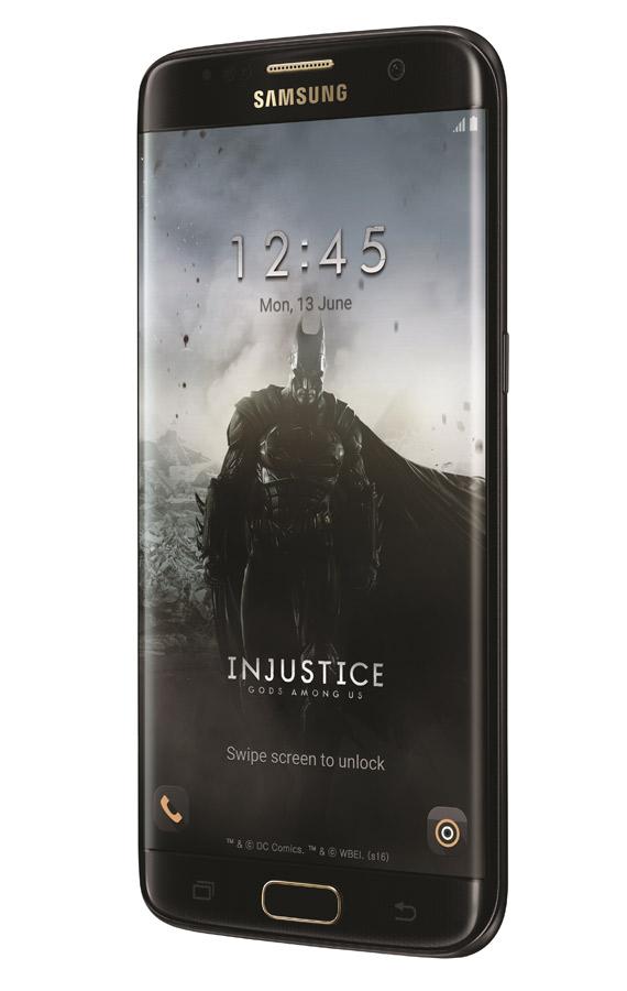 Galaxy S7 Edge Batman