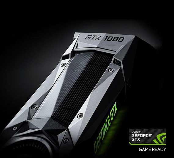 Nvidia GeForce GTX1080 570