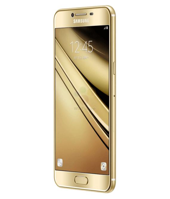 Samsung Galaxy C5 renders