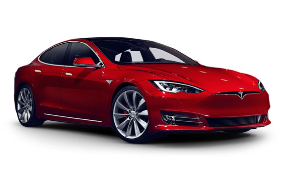 Tesla Model S 570
