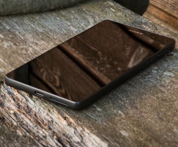 Xperia E5 revealed