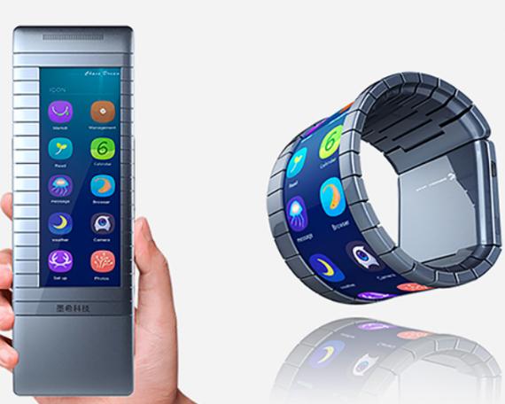 moxi smartphone