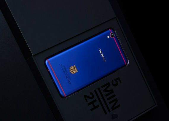 oppo f1 plus fc barcelona edition