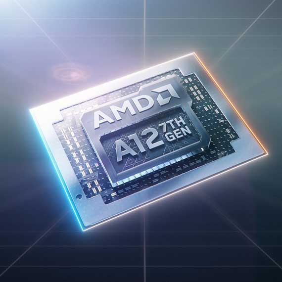 AMD 7th gen mob chip 570