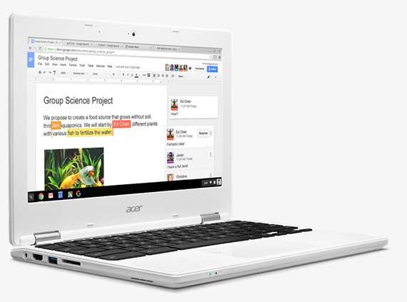 Acer Chromebook 11 570