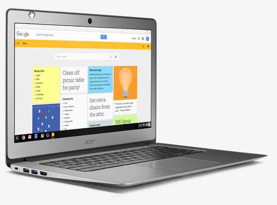 Acer Chromebook 14 570