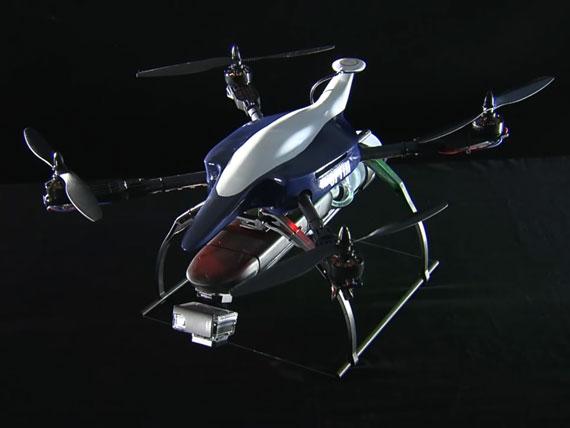 Agri Drone 570