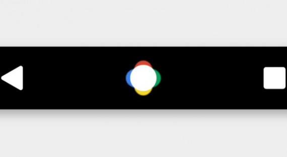 Android N buttons redesign