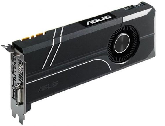 Asus Turbo GeForce GTX 1080 2 570