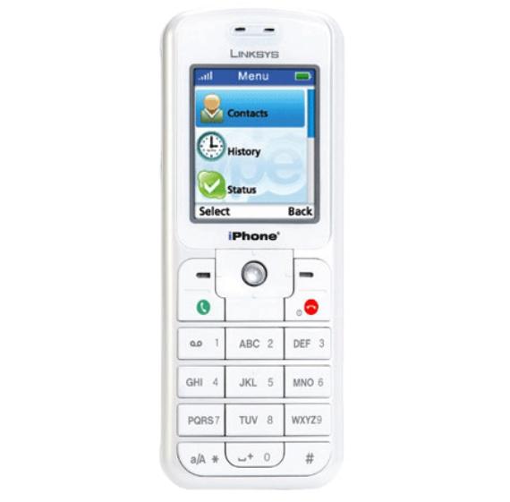 Cisco Linksys iPhone