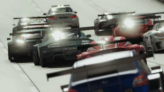 GT Sport E3 trailer 2 570