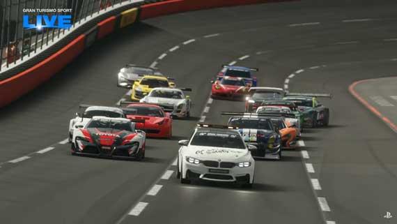 GT Sport E3 trailer 3 570