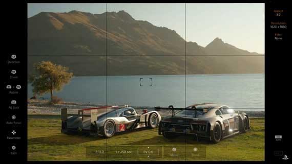 GT Sport E3 trailer 4 570