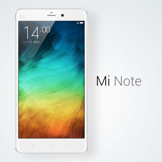 Mi Note 570