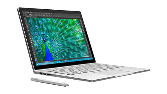 Microsoft Surface Book 570