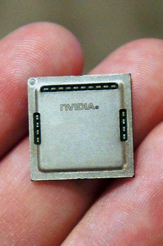 Nvidia Tegra SoC 570