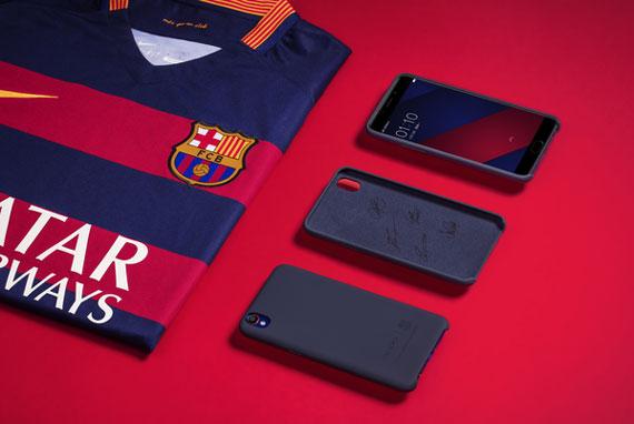 Oppo R9 FC Barcelona Edition 1 570