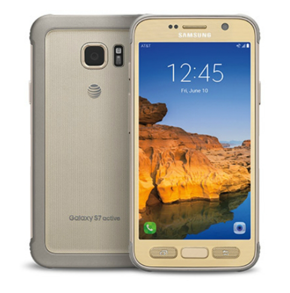 Samsung Galaxy S7 Active official