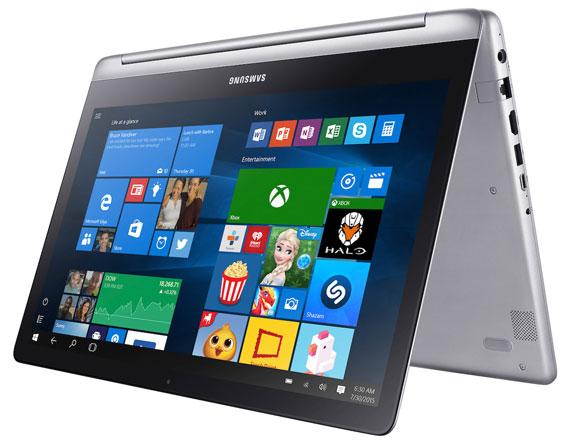 Samsung Notebook 7 Spin 1 570