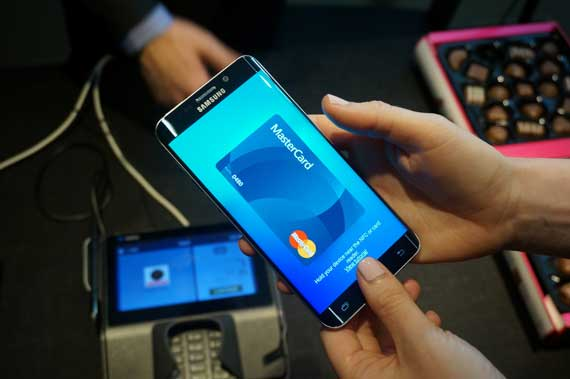 Samsung Pay 570