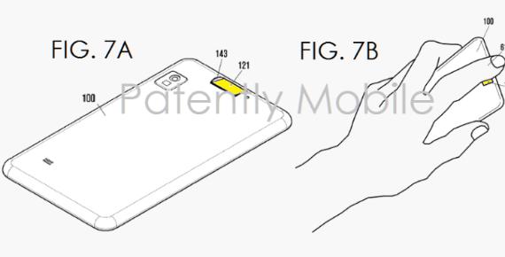 Samsung patents