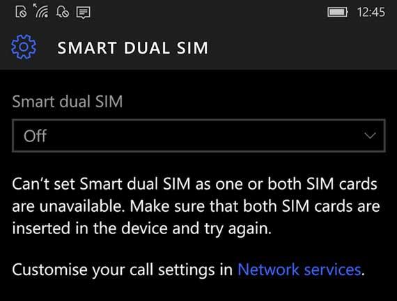 Smart dual SIM 2 570