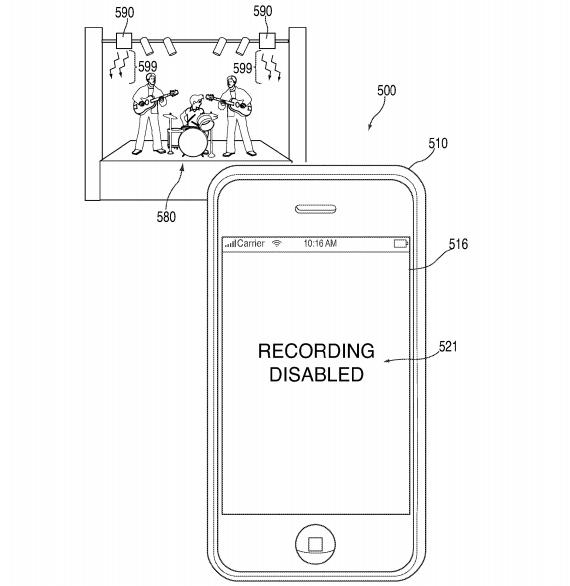 apple photos patent