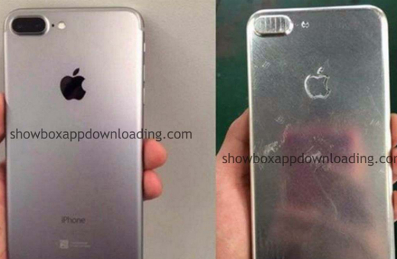 iPhone 7 Plus: Νέα εικόνα «επιβεβαιώνει» dual camera