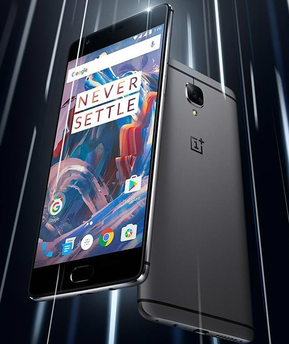 oneplus 3 official