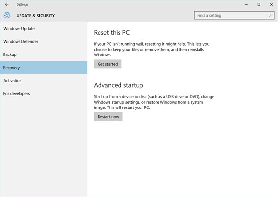 windows 10 reset pc menu-570