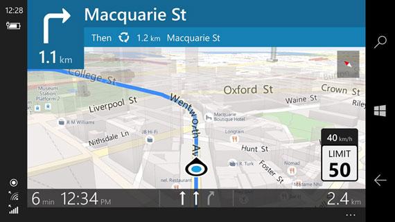 Windows Maps: Μεγάλη αναβάθμιση λόγω τέλους υποστήριξης των HERE Maps
