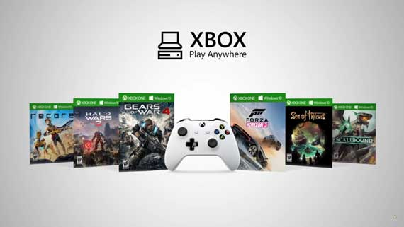 xbox play anywhere 2 570