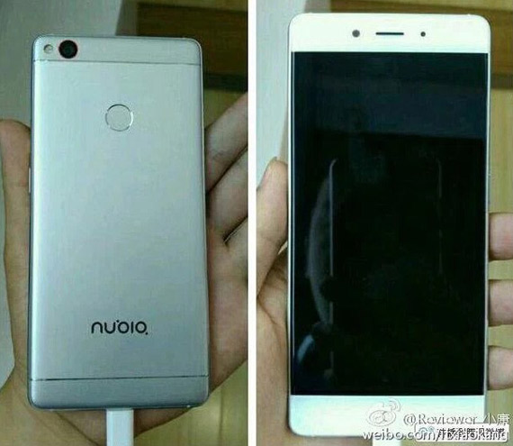 zte nubia z11 photos leaked