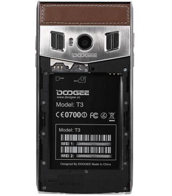 Doogee T3 battery